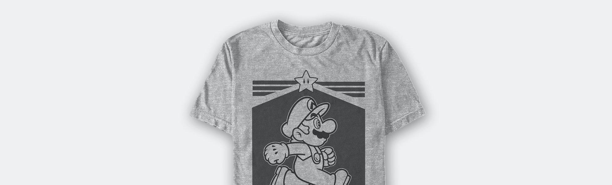 Fifth Sun Nintendo T-Shirts
