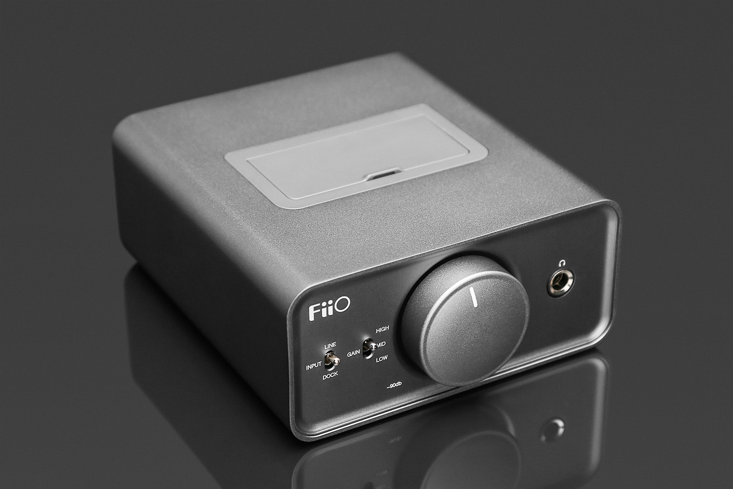FiiO K5 Headphone Amp and Dock