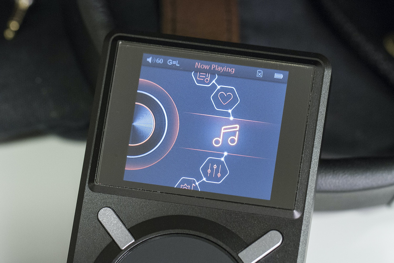 FiiO X5 Audiophile Music Player