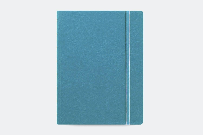 Classic A5 Notebook - Aqua
