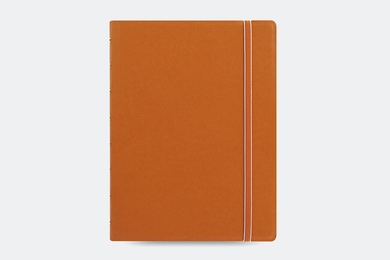 Classic A5 Notebook - Orange