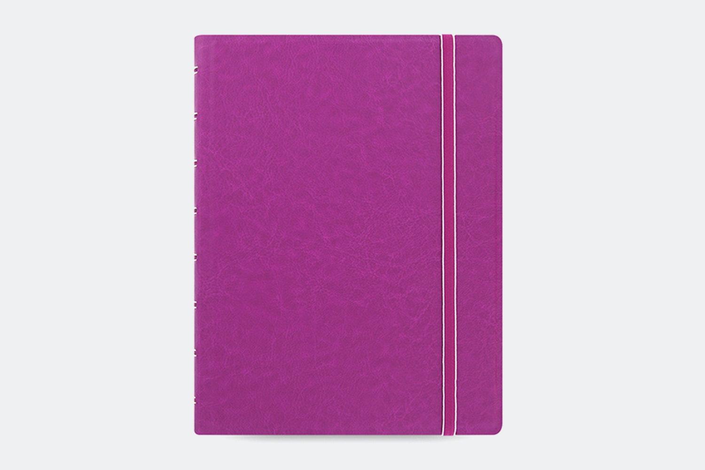 Classic A5 Notebook - Fuchsia