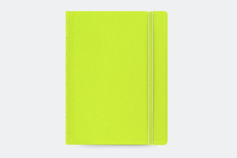 Classic A5 Notebook - Pear
