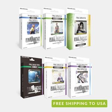 Final Fantasy TCG Starter Bundle