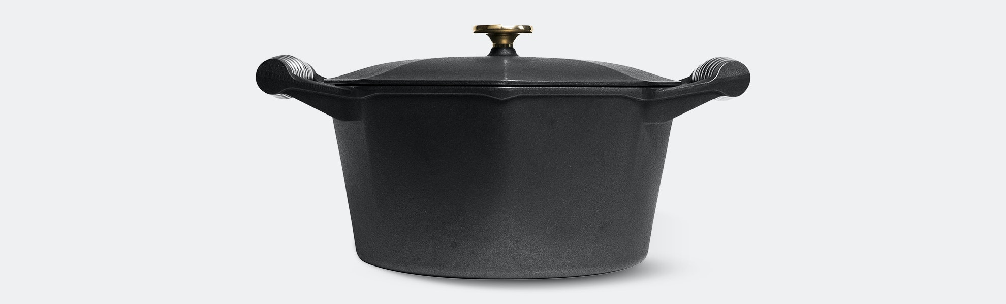 FINEX Cast Iron Dutch Oven