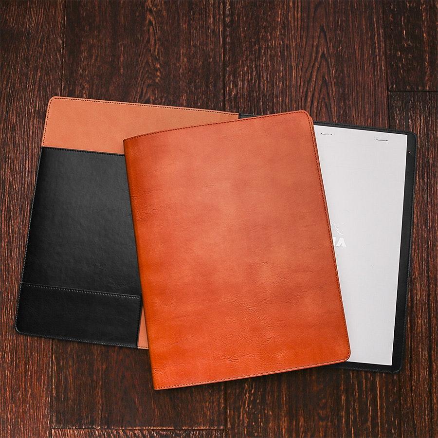 Fiorentina Bicolor Leatherette Portfolio