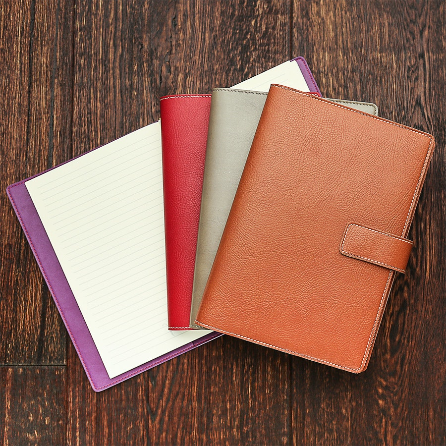 Fiorentina Refillable Snap Journal