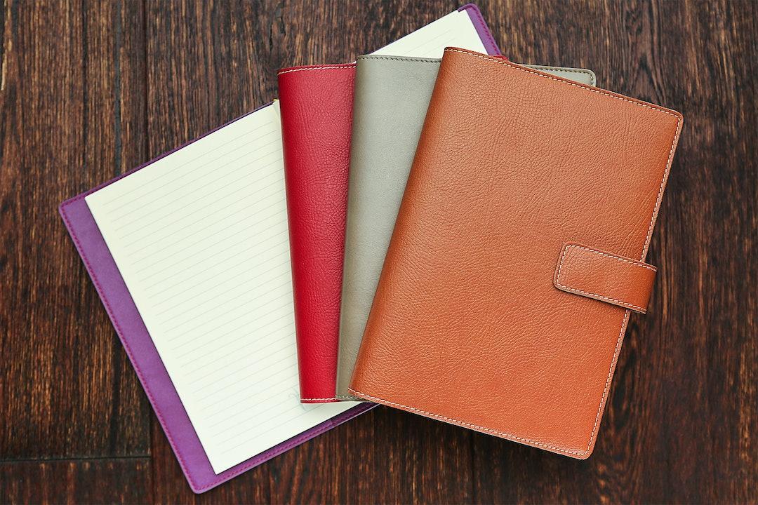 Fiorentina Refillable Snap Journal