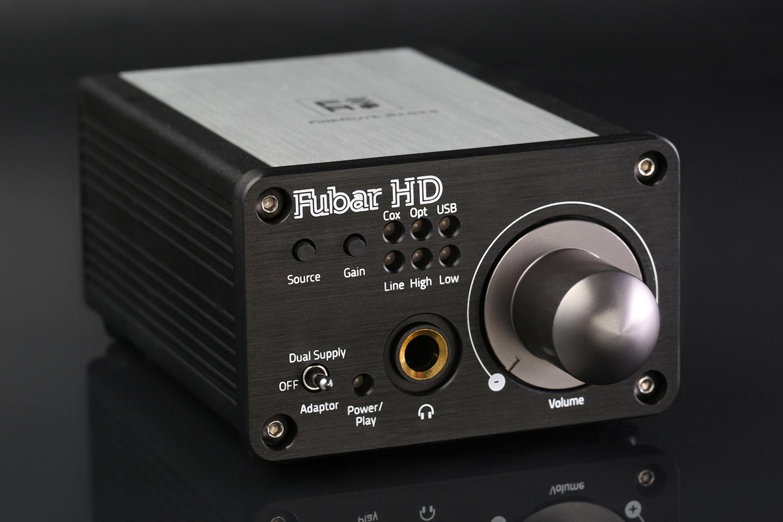 FireS Audio Fubar HD