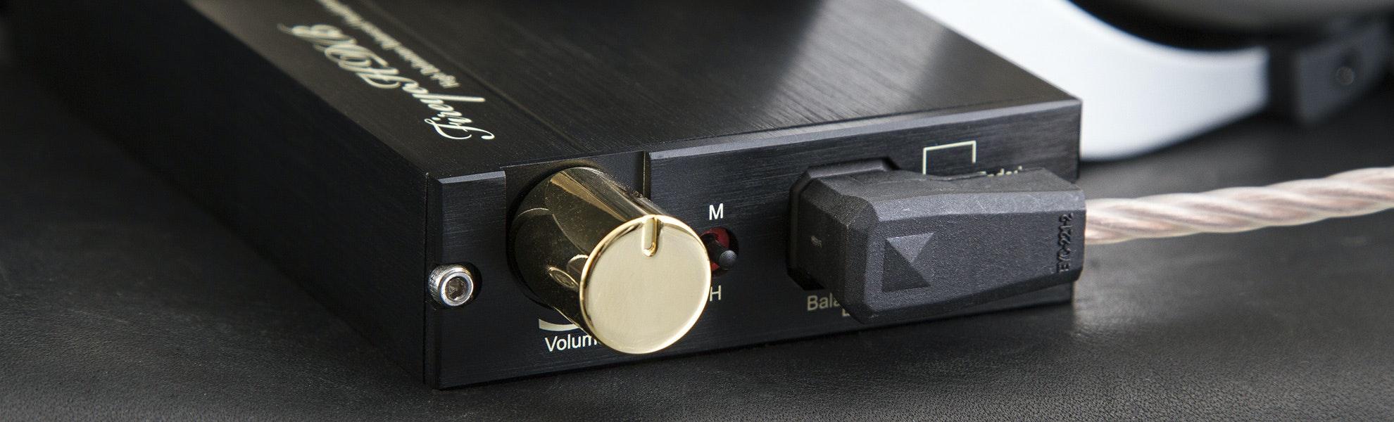 Fireye HDB Balanced Portable Amplifier