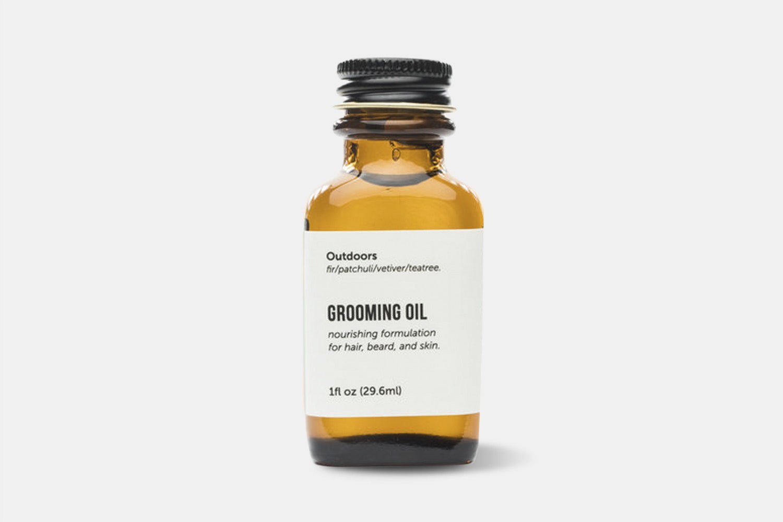 Grooming Oil - Outdoors (+ $16)