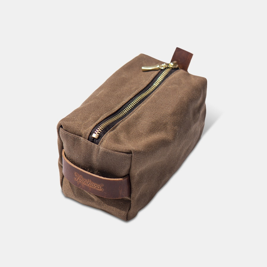 Firsthand Supply Dopp Bag