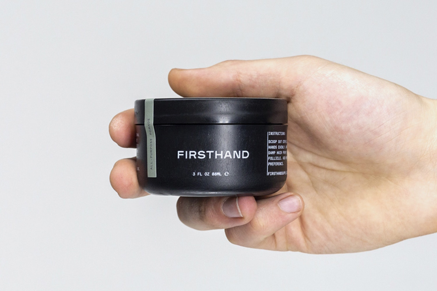 Firsthand Supply Pomade or Styling Clay