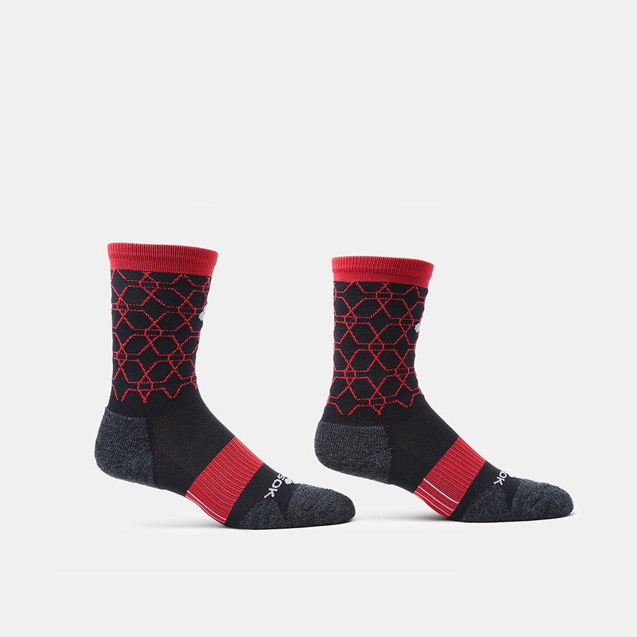 Fitsok CF2 Wool Crew Socks (2-Pack)
