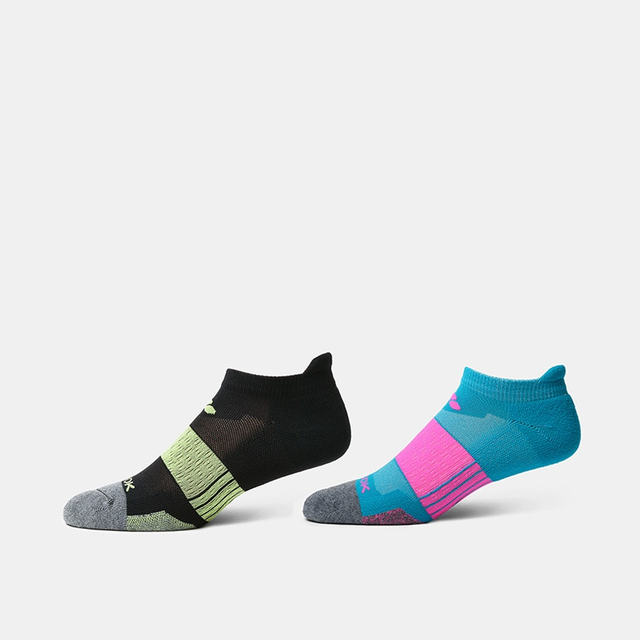Fitsok NP7 No-Show Socks (2-Pack)