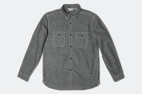 Five Brother Heavy Chambray Work Shirt Price Reviews