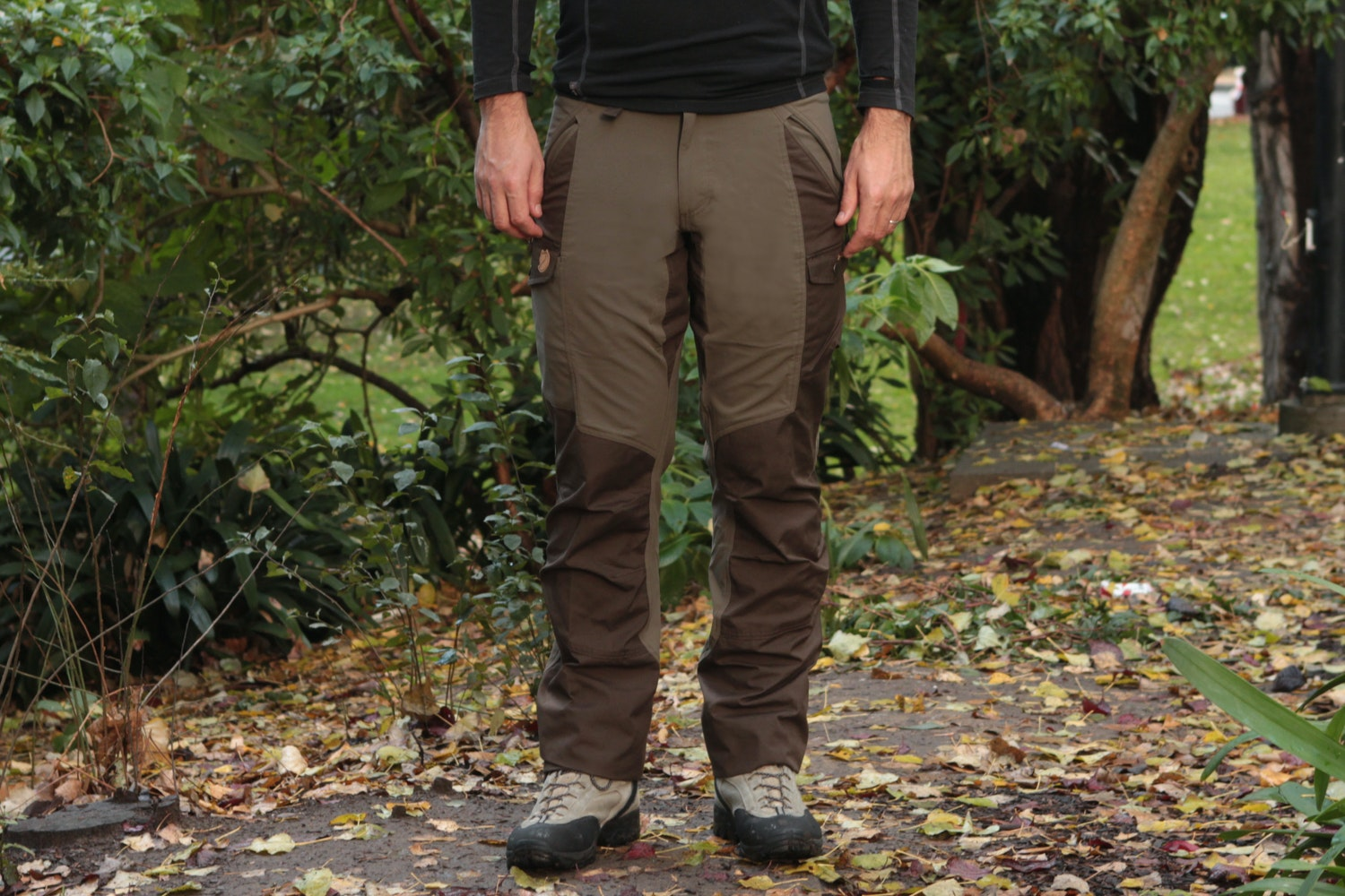 Fjällräven Abisko and Nikka Trousers