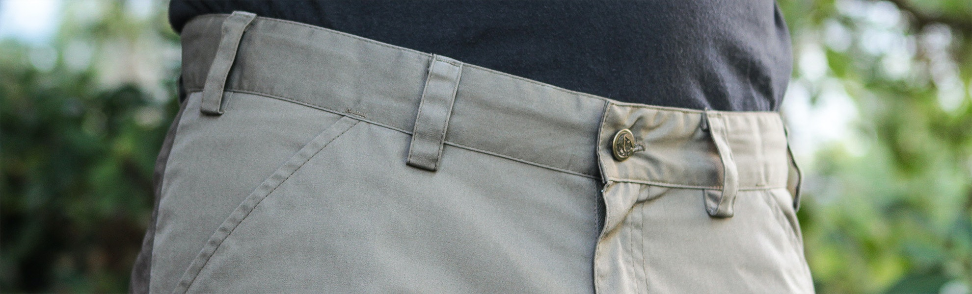 Fjällräven Men's Barents Pro Trousers