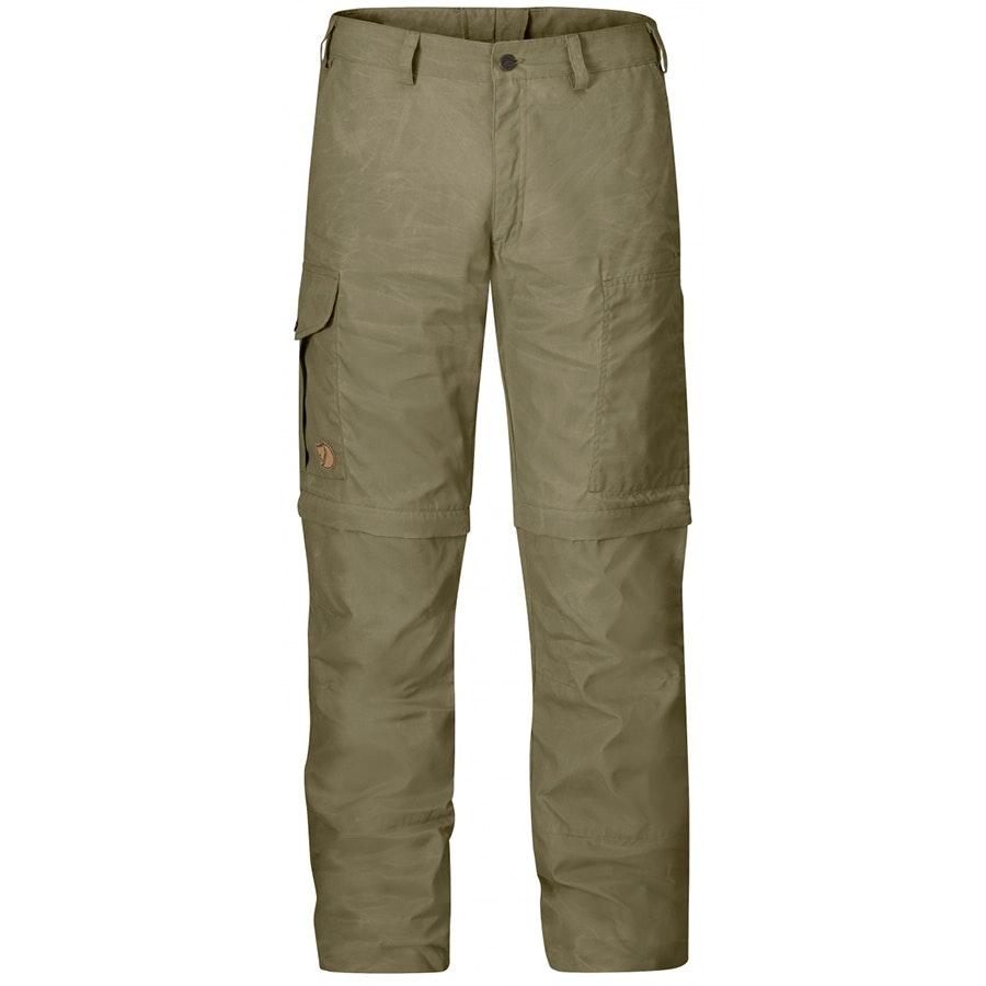 Karl Mens Zip-off Trousers, Light Khaki