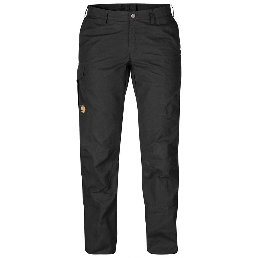 Karla Womens Trousers, Dark Gray