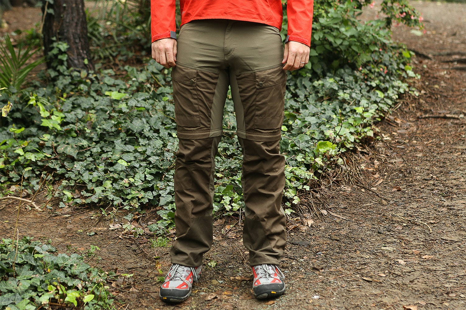 Fjallraven Mens Keb Trousers