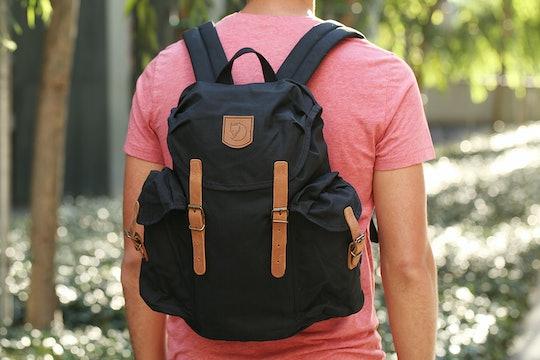 Fjällräven Övik Backpack or Shoulder Bag