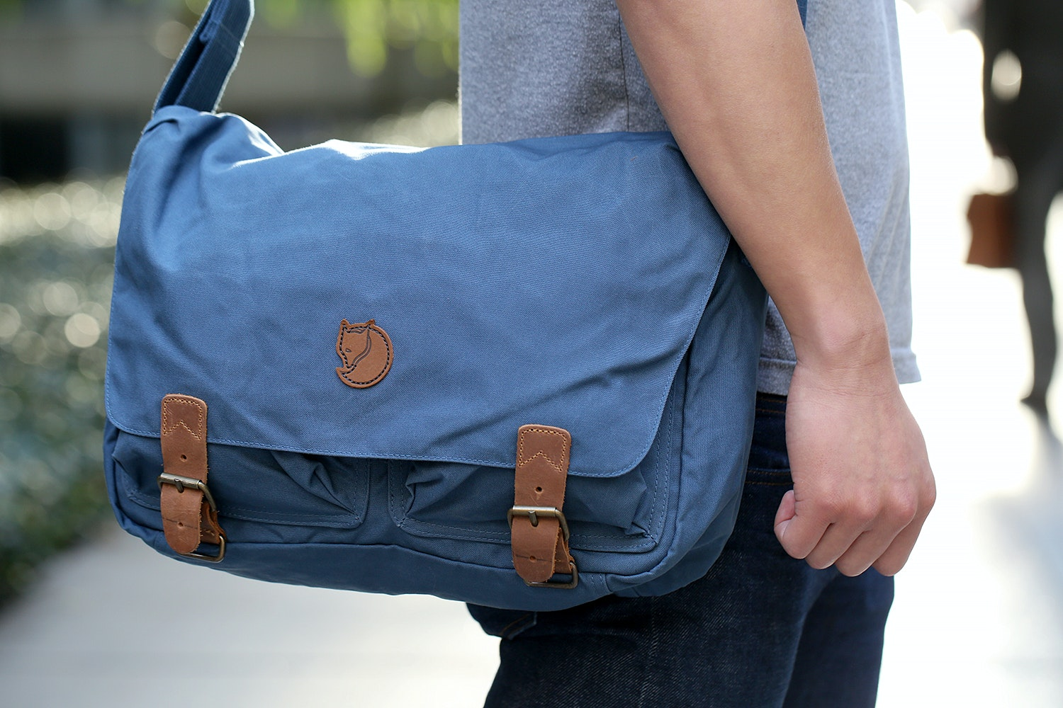 Fjällräven Övik Backpack or Shoulder Bag