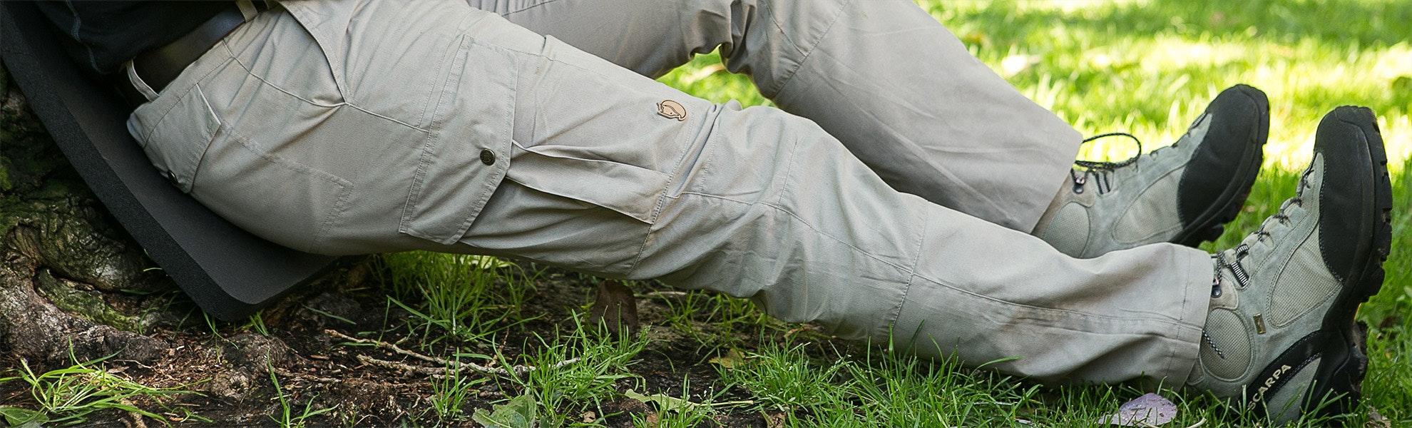 Fjällräven Men's & Women's Pants