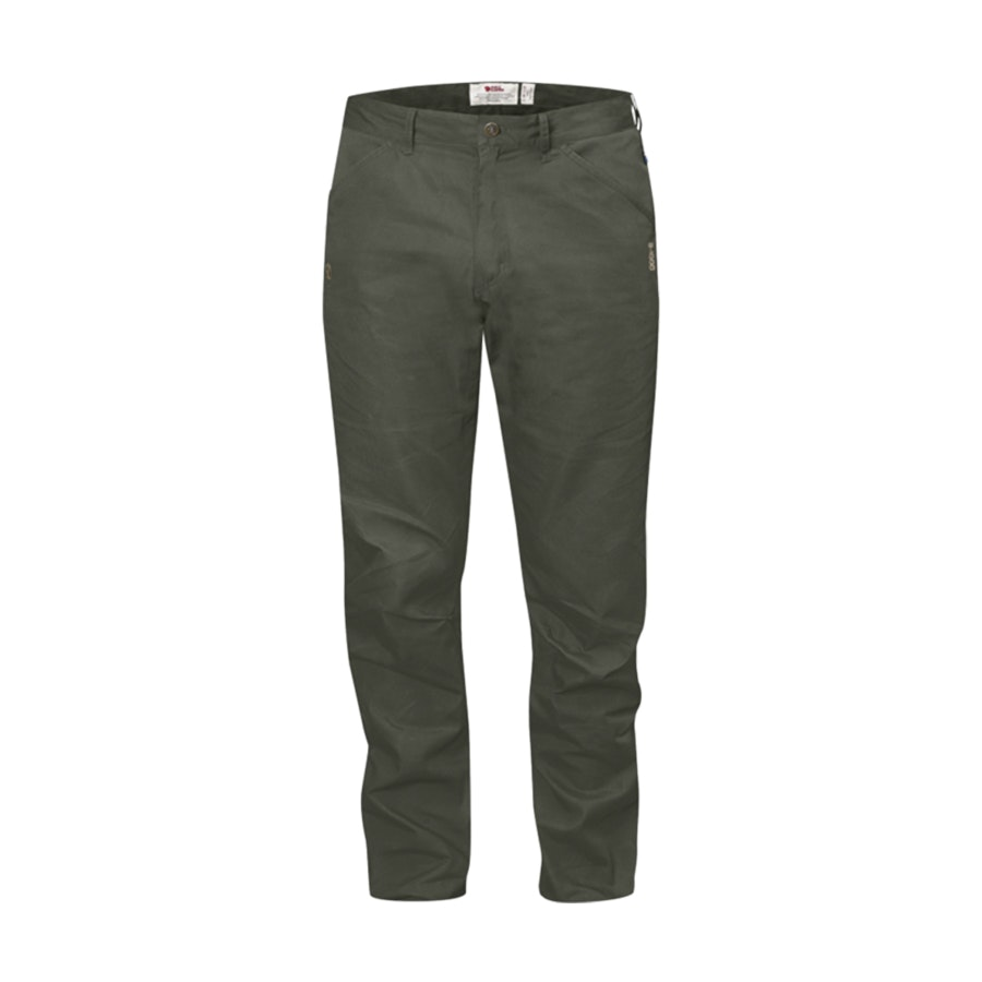Men's High Coast Trousers, Mountain Gray