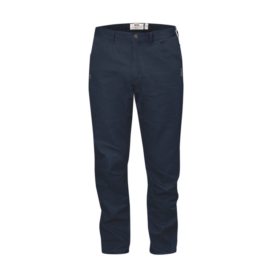 Men's High Coast Trousers, Navy