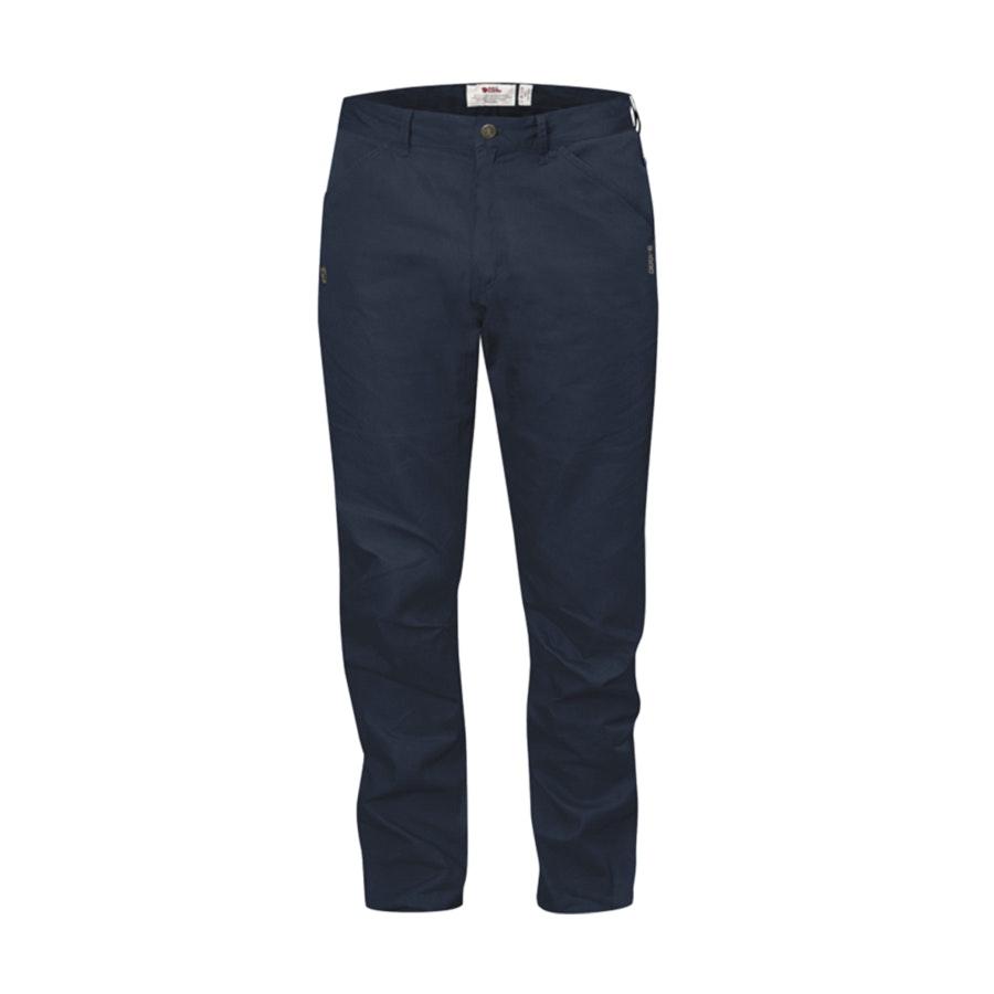 Men's High Coast Trousers, Navy