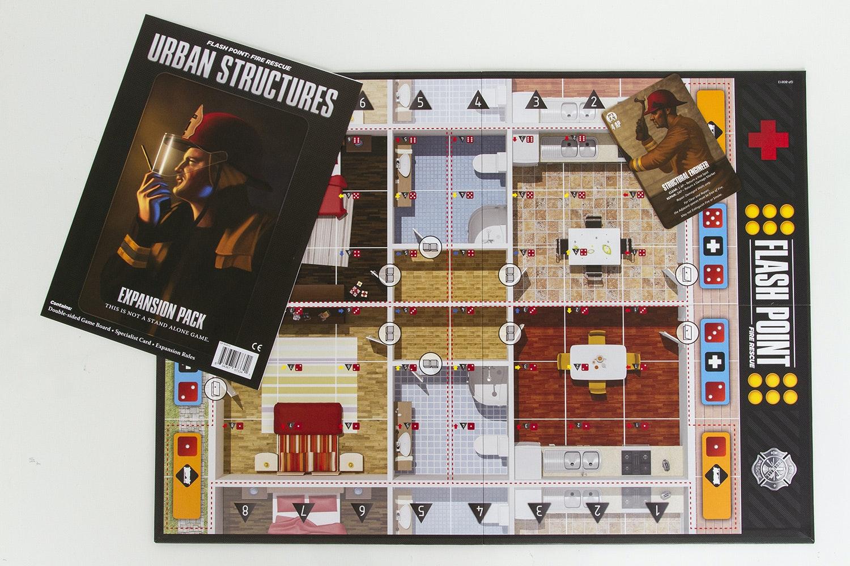 Flash Point Board Game Bundle