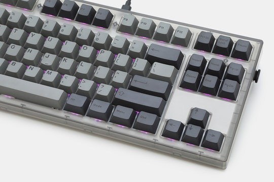 Flesports MK870 TKL Hot-Swappable Mechanical Keyboard