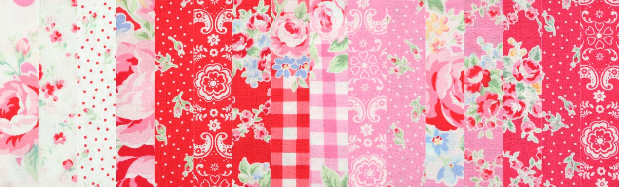 Flower Sugar Fall '15 by Lecien Fat Quarter Bundle