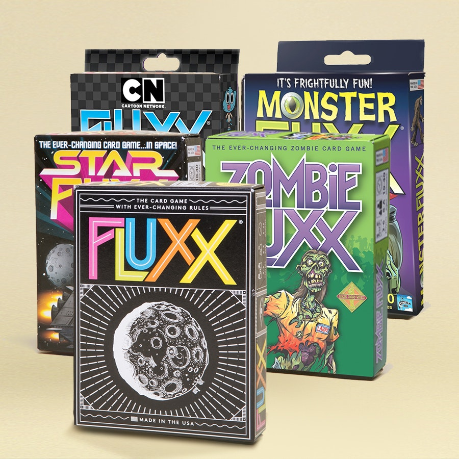 Fluxx Bundle