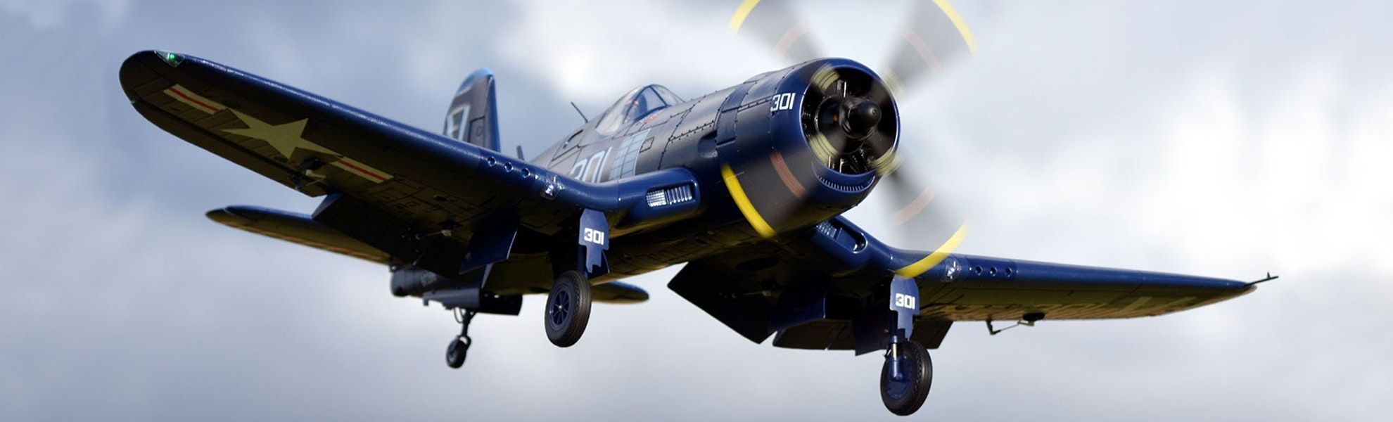 FMS F4U Corsair 1700mm PNP