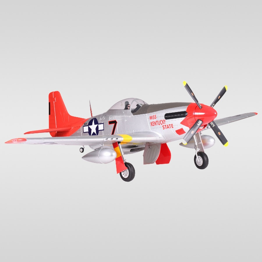 FMS P-51D Red Tail 1700mm PNP
