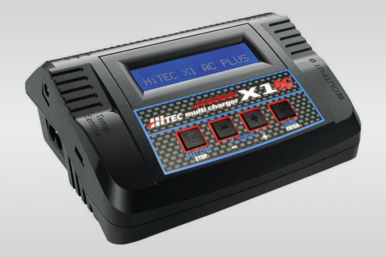 Hitec X1 charger (+ $55)