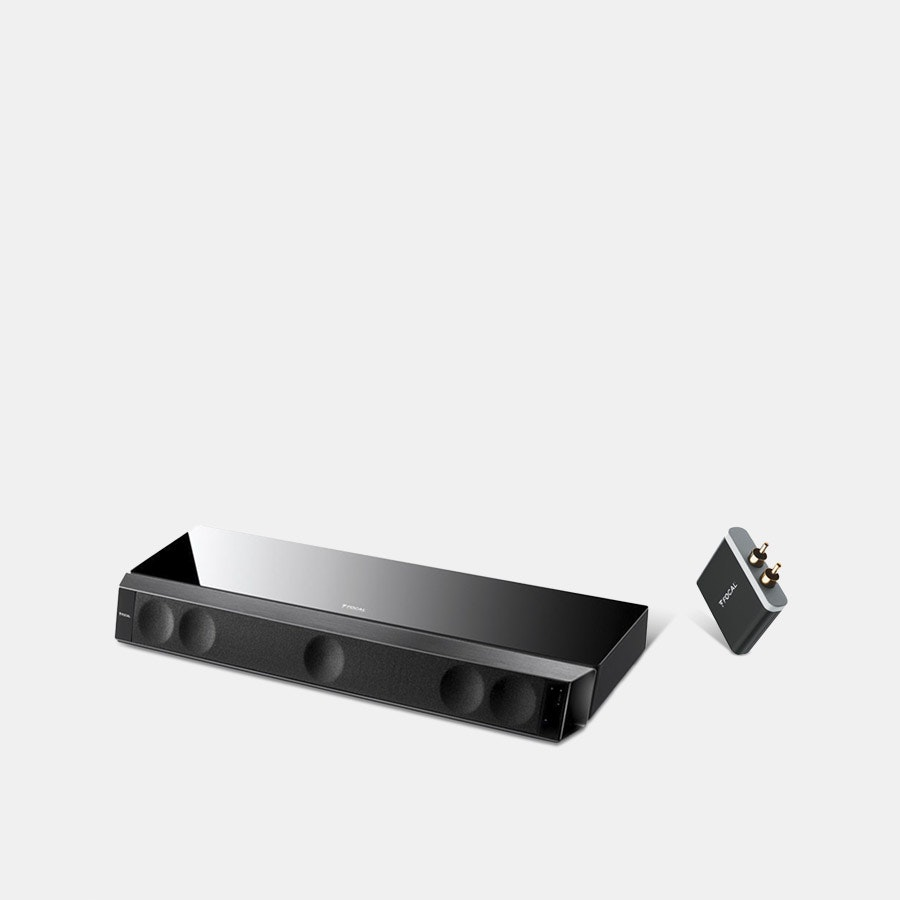 Focal Dimension 5.1 Soundbar & Subwoofer Bundle