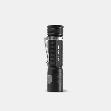 Folomov 1,200-Lumen EDC-C4 Flashlight
