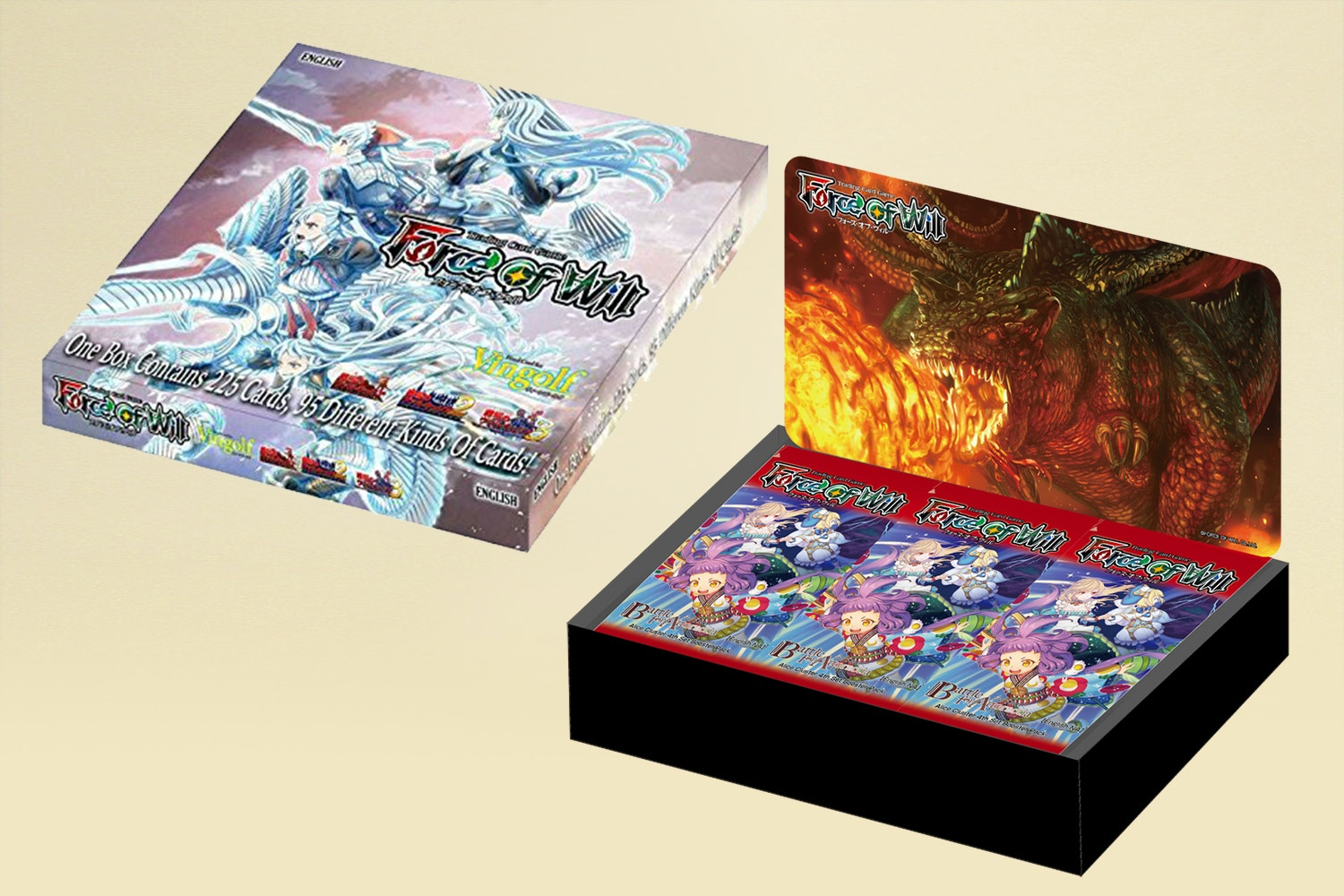 Force of Will Booster Box Bundle