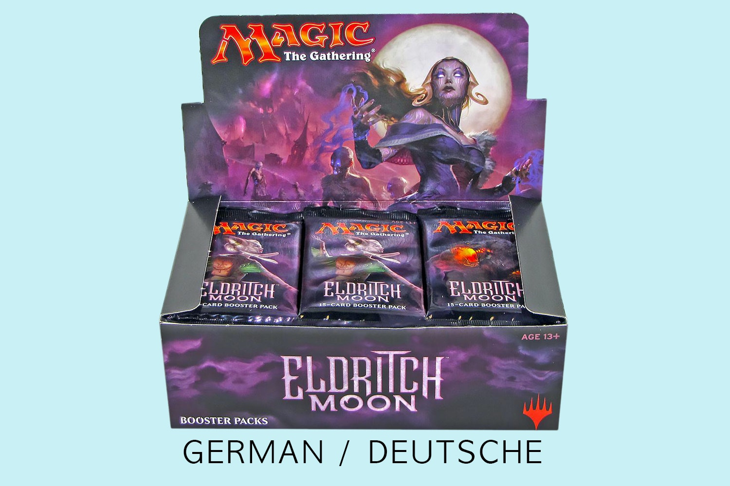 Eldritch Moon: German