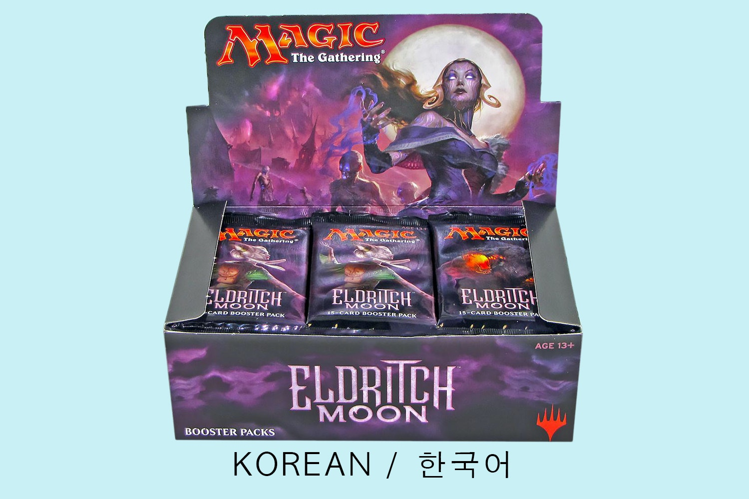 Eldritch Moon: Korean