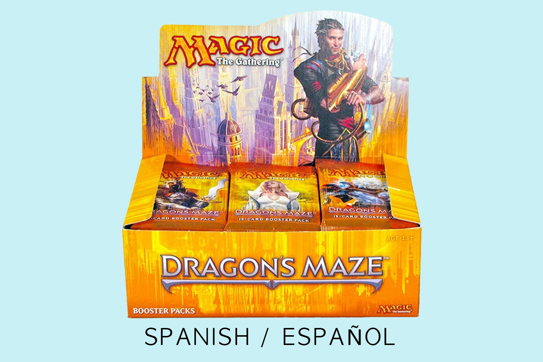 Dragon's Maze: Spanish