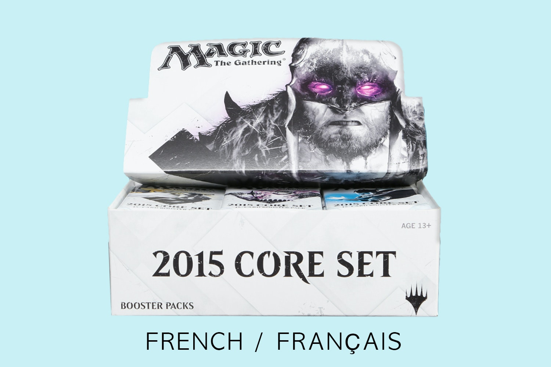 Magic 2015: French