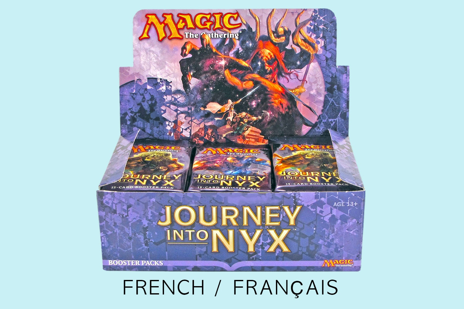 Journey Into Nyx: French