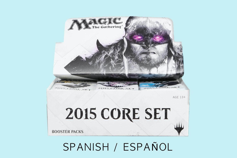 Magic 2015: Spanish