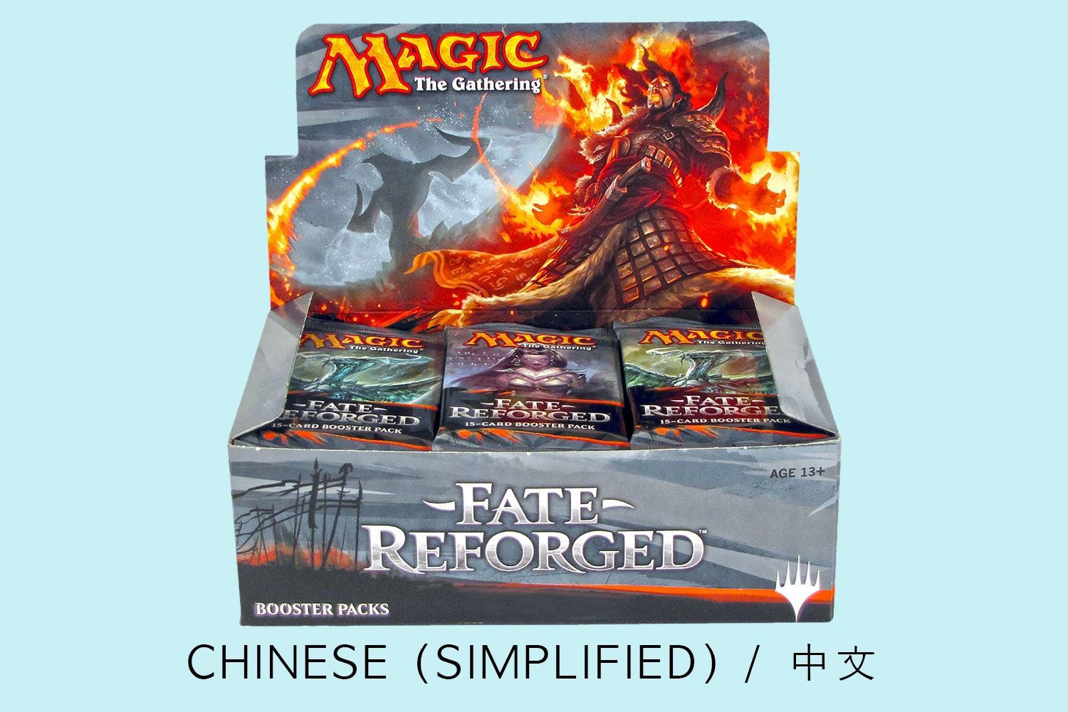 Fate Reforged: Chinese