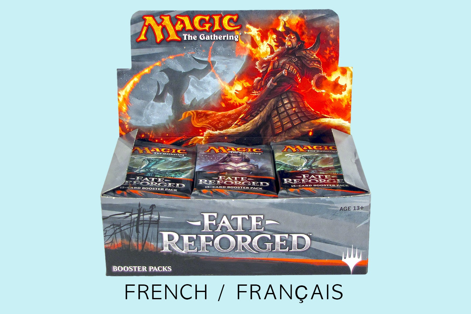 Fate Reforged: French