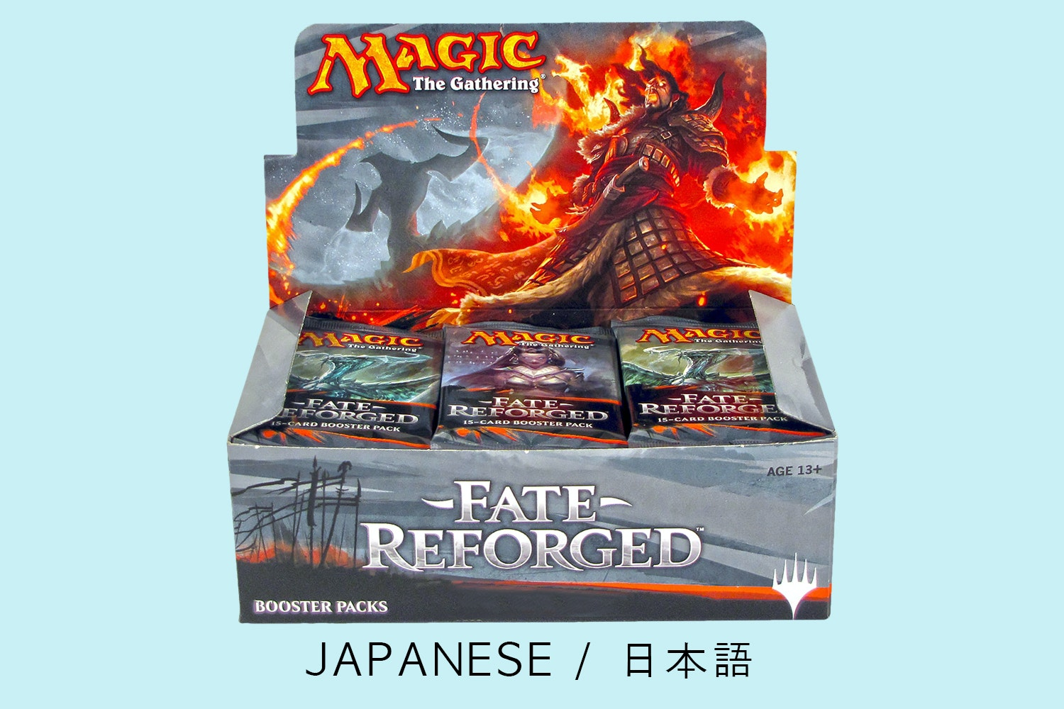 Fate Reforged: Japanese